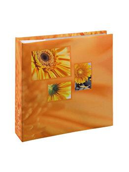 Album foto Hama Singo, 200 poze 10 x 15 cm, 106256, Portocaliu de la Hama