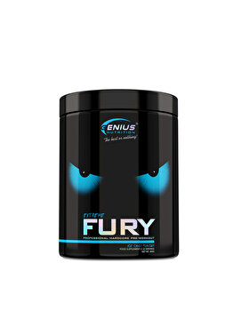 Supliment alimentar Fury Extreme, 405g, ice candy de la Genius Nutrition