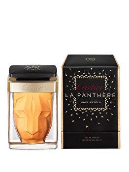 Apa de parfum Cartier La Panthere Noir Absolu, 75 ml, pentru femei de la Cartier