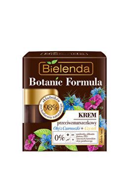 Crema de fata antirid cu ulei de Chimen + Cistus zi/noapte Botanic Formula, 50 ml de la Bielenda