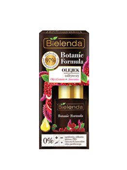 Ulei de fata nutritiv cu ulei de Rodie + Amarant Botanic Formula, 15 ml de la Bielenda