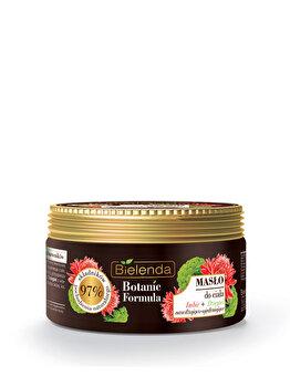 Unt de corp cu extract de Ghimbir + Angelica Botanic Formula, 250 ml de la Bielenda