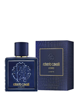 Apa de toaleta Roberto Cavalli La Notte, 100 ml, pentru barbati de la Roberto Cavalli