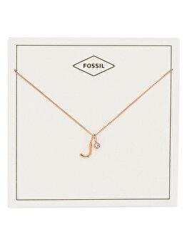 Colier si pandantiv Fossil Motifs JF03039791 de la Fossil