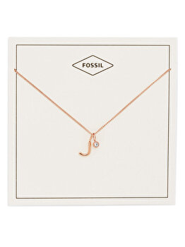 Colier si pandantiv Fossil Motifs JF03039791
