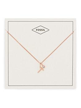 Colier si pandantiv Fossil Motifs JF03045791 de la Fossil
