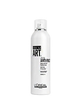 Spray fixativ cu protec'ie anti-umiditate L'Oréal ProfessionnelTECNI.ART Fix Anti-Frizz, 250 ml