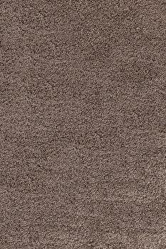 Covor Decorino Shaggy C05-201209, Gri, 60×110 cm de la Decorino