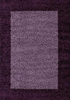 Covor Decorino Modern & Geometric C196-201250, Mov, 100×200 cm de la Decorino