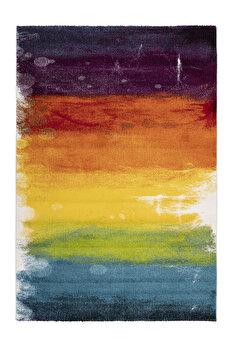 Covor Decorino Modern & Geometric C03-011412, Multicolor, 120×170 cm de la Decorino
