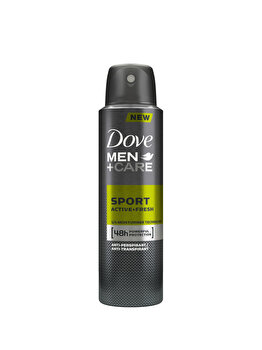 Antiperspirant Spray Dove Men+Care Sport Active+Fresh, 150ml de la Dove