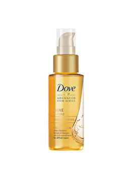 Ulei de par Dove Advanced Hair Series Shine Revived, 50 ml de la Dove
