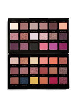 Paleta pentru farduri de pleoape Makeup Revolution X Petra Eyeshadow Palette de la Makeup Revolution London