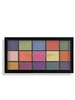 Paleta de farduri pentru pleoape Revolution Re-Loaded Palette Passion for Colour de la Makeup Revolution London