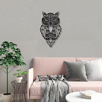 Decoratiune pentru perete, Pirudem, metal 100 procente, 42 x 70 cm, 826PIR2069, Negru de la Pirudem
