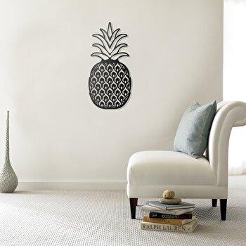 Decoratiune pentru perete, Pirudem, metal 100 procente, 35 x 70 cm, 826PIR2075, Negru de la Pirudem