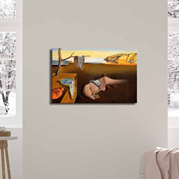 Tablou decorativ, Canvart, Canvas, 45 x 70 cm, lemn 100 procente, 249CVT1378, Multicolor de la Canvart