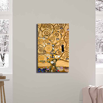 Tablou decorativ, Canvart, Canvas, 45 x 70 cm, lemn 100 procente, 249CVT1379, Multicolor de la Canvart