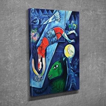 Tablou decorativ, Vega, Canvas 100 procente, lemn 100 procente, 30 x 40 cm, 265VGA1006, Multicolor