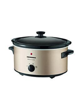 Slow cooker, Heinner, 135 W, 3.5 L, HSCK-C35CR, Auriu de la Heinner