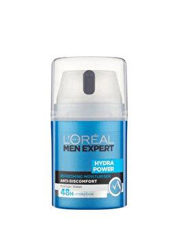 Crema hidratanta pentru ten LOreal Men Expert Hydra Power Refreshing, 50 ml