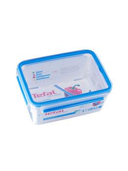 Caserola TEFAL Clip&Close, 2.3 L, plastic, K3021512, Albastru de la Tefal