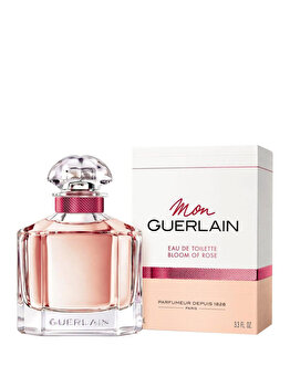 Apa de toaleta Guerlain Mon Guerlain Bloom of Rose, 100 ml, pentru femei de la Guerlain