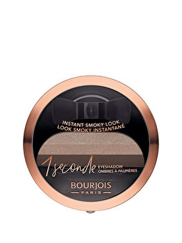 Fard de pleoape 1 Second Eyeshadow, 07 Stay on Taupe, 3 g de la Bourjois
