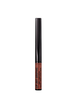 Ruj lichid LIP ART GRAPHIC, 760 Now Or Never de la Rimmel