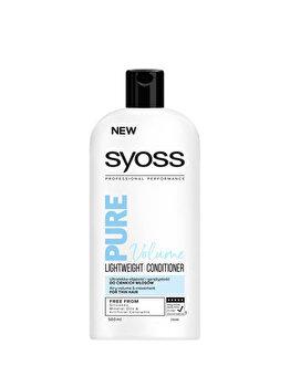 Balsam pentru par subtire Syoss Pure Volume, 500 ml de la Syoss