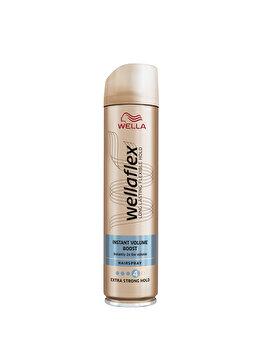 Fixativ Wella Wellaflex Instant Volume Boost pentru fixare puternica, 250 ml de la Wellaflex