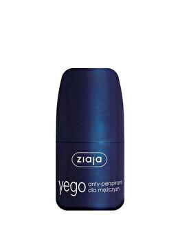 Antiperspirant roll-on pentru barbati, Yego