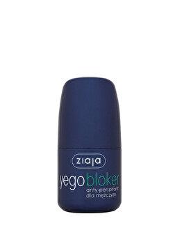 Antiperspirant pentru barbati roll-on, Yego, 60 ml