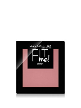 Maybelline New York Fit Me Blush Fard de obraz – 4.5g, 30 Rose de la Maybelline