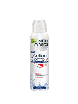 Deodorant antiperspirant spray Garnier Action Control Control Clinically, pentru femei, 150 ml de la Garnier