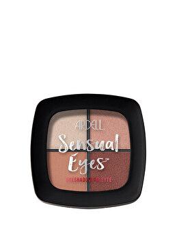 Fard de pleoape, Ardell Beauty Sensual Eyes Palette, cu 4 culori 1ST Love, 30ml de la Ardell
