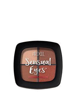 Fard de pleoape Ardell Beauty Sensual Eyes Palette 4 culori Cabana 30ml de la Ardell