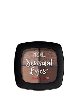 Fard de pleoape Ardell Beauty Sensual Eyes Palette 4 culori Let's Live 30ml de la Ardell