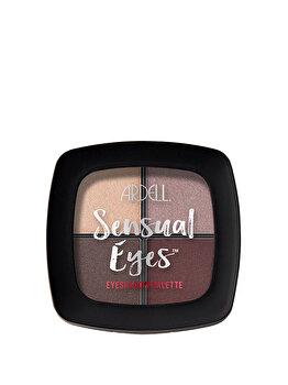 Fard de pleoape Ardell Beauty Sensual Eyes Palette 4 culori Love Lust 30ml de la Ardell