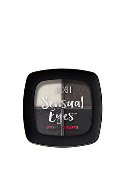 Fard de pleoape Ardell Beauty Sensual Eyes Palette 4 culori Limo Leather 30ml de la Ardell