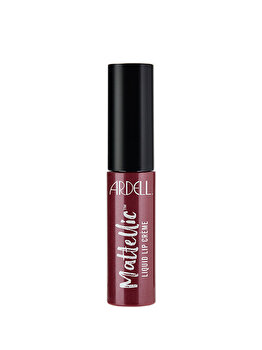 Ruj lichid, Ardell Beauty Metallic, Bite Me, 9ml de la Ardell