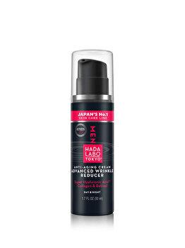 Crema antirid de zi si noapte pentru barbati cu acid super hialuronic, 50 ml