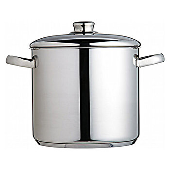 Oala 7 L, Kitchen Craft, MCSTPOT22, inox, Gri