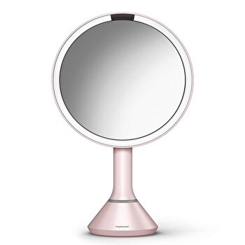 Oglinda cosmetica cu senzor 23 cm SimpleHuman ST3029 Roz