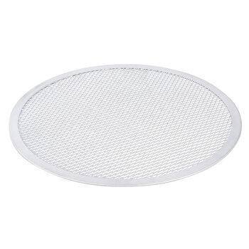 Tava sita pizza Hendi, 45 cm, 617571, aluminiu, Alb de la Hendi