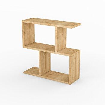 Masa, Kalune Designe, 20 x 60 x 60 cm, pal melaminat, 854KLN2804, Maro de la Kalune Design