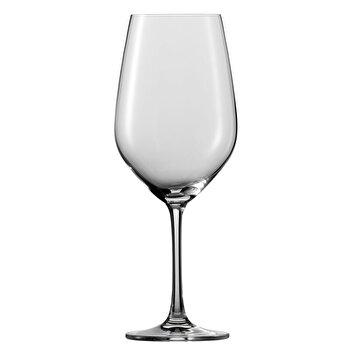 Set 6 pahare vin rosu Schott Zwiesel, 0.5 ml, cristal, 110459