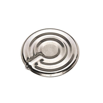 Disc anti-revarsare la fierbere Kitchen Craft, 8 cm, inox, KCNONBOIL de la Kitchen Craft