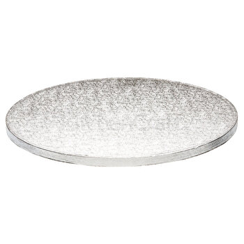 Blat servire tort Kitchen Craft, 30 cm, KCCBRD12, Argintiu de la Kitchen Craft