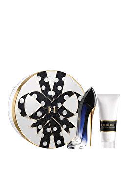 Set cadou Carolina Herrera Good Girl Legere (Apa de parfum 50 ml + Lotiune de corp 75 ml), pentru femei de la Carolina Herrera